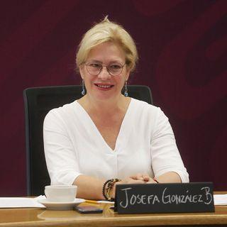 AMLO acepta la renuncia de la titular de la Semarnat, Josefa González