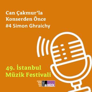 #4 Simon Ghraichy