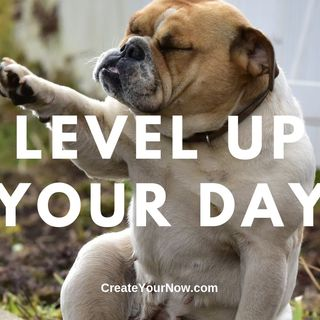1663 Level Up Your Day