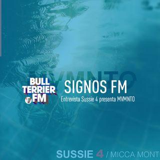 SignosFM Entrevista Sussie 4 presenta MVMTO