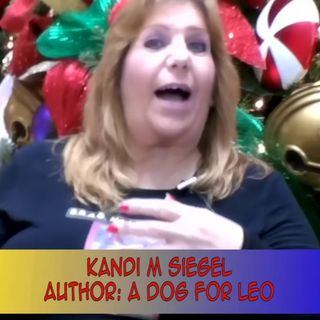 Kandi M Siegel Says There's a Dog For Leo: an interview on the Hangin With Web Show