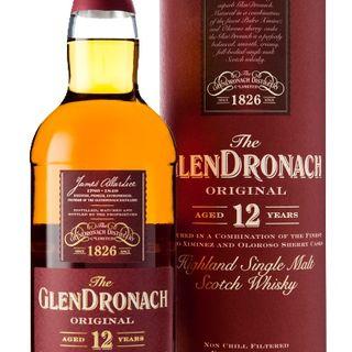 Whisky Tasting 01 - Glendronach 12 Years Original (Ob – 43%)