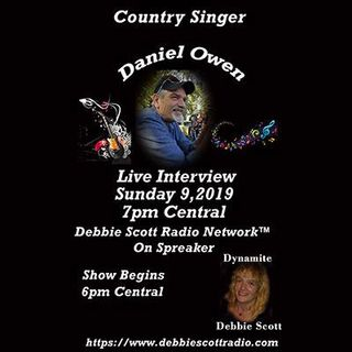 DANIEL OWEN INTERVIEW BY DYNAMITE DEBBIE !! 12-9-18