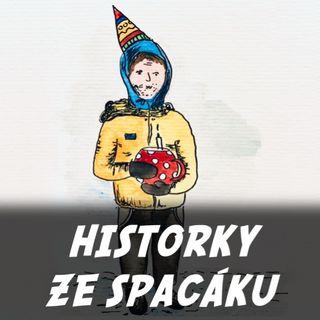 3. Historka ze spacáku: Pěšky 684 km přes zamrzlý Bajkal