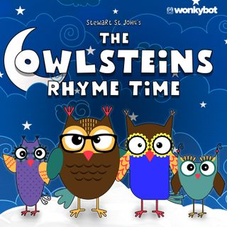 The Owlsteins Rhyme Time