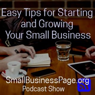 Why get a small business partner
