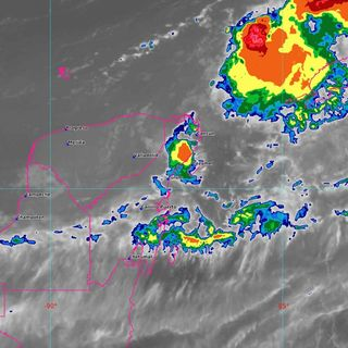 Tormenta Tropical Néstor ocasionará lluvias fuertes