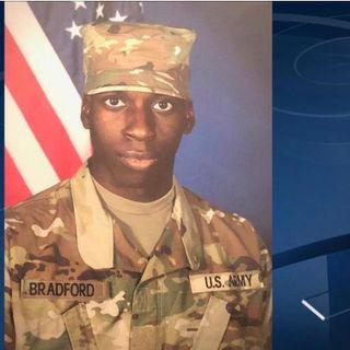 EJ Bradford jr killed for being a patriot
