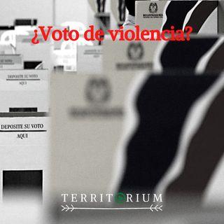 ¿Voto de violencia?