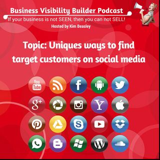 Get started now with finding target customers on social media