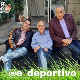 Los prófugos de los santos oleos en Espacio Deportivo de la Tarde 18 de Agosto 2021