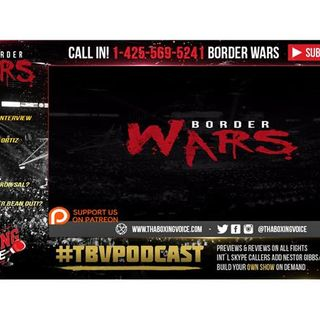 Border Wars: Robert Ortiz of Escape the Fate Joins TBV to Say Why He Ducked Cruz