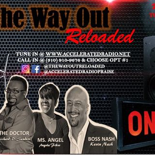 The Way Out Reloaded  *Kevin Nash Birthday Celebration* 6/11/19