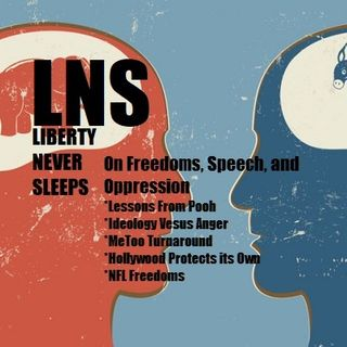 Freedoms, Speech, and Oppression -LNS 08/20/18 Show Vol. 5--133