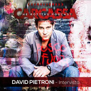 Carcassa: intervista a David Pietroni (Il Bosco Fuori)