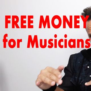 Free money most musicians are missing out on! How to get paid