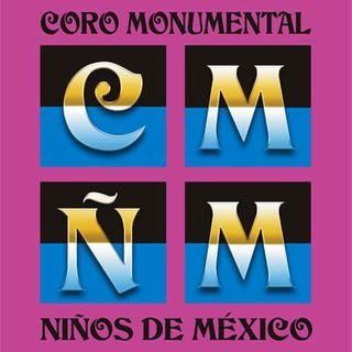 """Concierto 2 """"Coro Monumental Niños de México"""""""