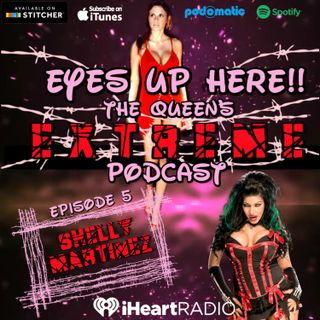 Eyes Up Here!! Episode 5: Francine's Roomie Shelly Martinez