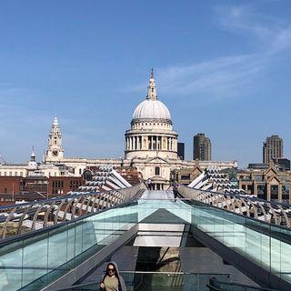 London: Corona City. Podcast From OnLondon.co.uk (29/3/2020).