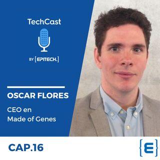Biotecnología y Big Data con Oscar Flores