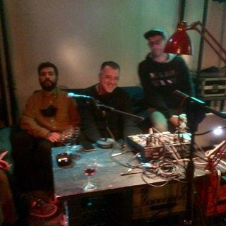 Presidio Radiofonico # 12 - Bob Corsi / SINCE