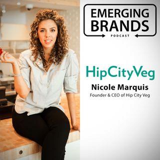 HipCityVeg, Nicole Marquis, Founder & CEO