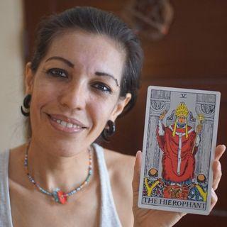 Ep013 El Hierofante (Conócete a ti mismo por medio del Tarot)