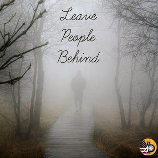 Leave People Behind