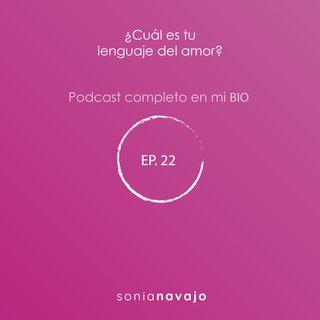 22-¿Cuál es tu lenguaje del amor?
