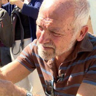 Luciano Griso   Arrivo dei corridoi umanitari   27-02-2017