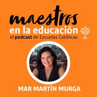E03 Mar Martín. Liderar en equipo