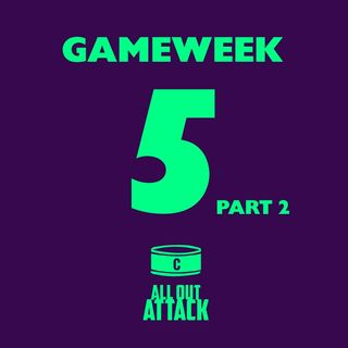 Gameweek 5 Pt.2: FPL Returns, Pep Rotation Risk & Differential Captains