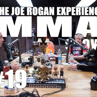 JRE MMA Show #19 with Vinny Shoreman & Liam Harrison