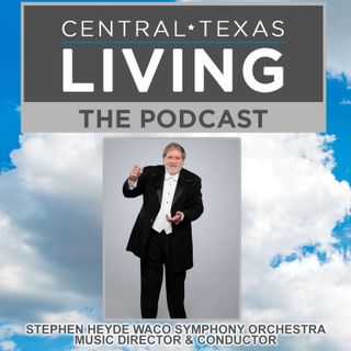 Stephen Heyde Waco Symphony Orchestra Music Director & Conductor