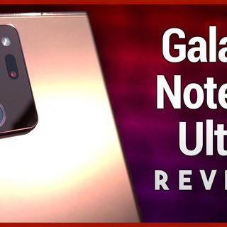 Hands-On Tech: Galaxy Note20 Ultra Review