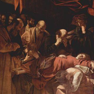 Luwr #5 – Caravaggio, Śmierć Marii, Wielka Galeria, sala 712