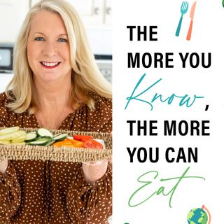 Nutritionist Carolyn O'Neil shares fun,healthy meal options on #ConversationsLIVE