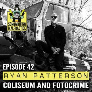 EP #42 Ryan Patterson (Fotocrime)