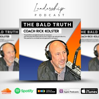The BALD TRUTH #14 with Lt Col Allen West on 5 C's of Leadership