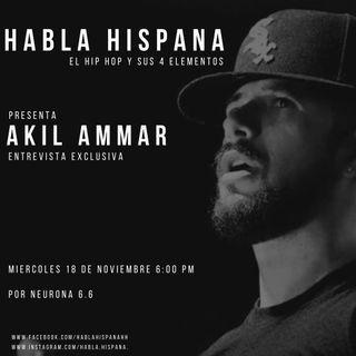Habla Hispana con Akil Ammar