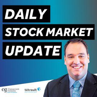 Daily Stock Market Update - Tech Stocks Rally
