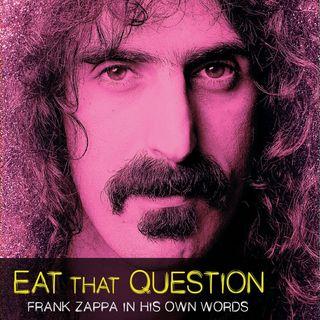 Ahmet Zappa Eat That Question