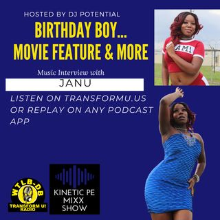 Music Interview with Rap Artist and Female Songwriter Janu