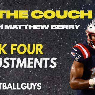 Is James Robinson Back? - On the Couch with Matthew Berry - Fantasy Football 2021