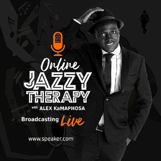 The JAZZY THERAPY with Alex KaMaphosa