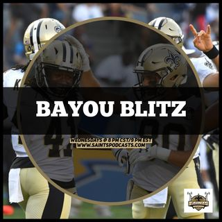 Bayou Blitz: Saints Free Agency Updates & Guest Willie Whitehead