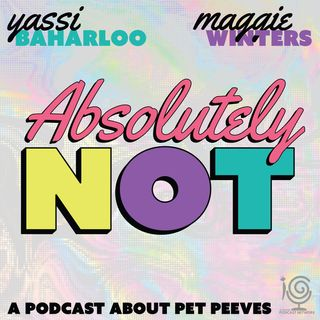 Absolutely NOT with Maggie and Yassi