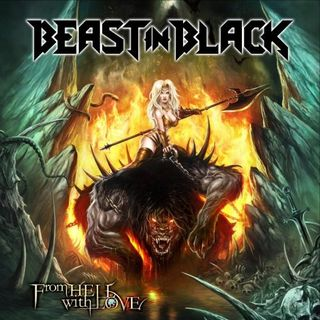 Metal Hammer of Doom: Beast In Black - From Hell with Love