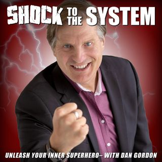 Shock to the System Podcast interview with Undercover Billionaire Glenn Stearns