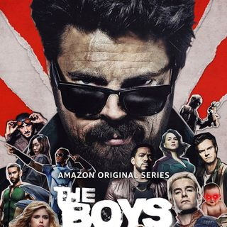 The Boys Season 2 (Episodes 1-3) Review!